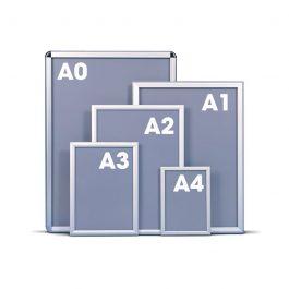 50x70 cm Alüminyum Çerçeve - Display Ürünler